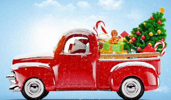 Телеканал «Авто Плюс» поздравляет с Новым годом!