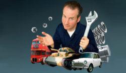 Лучшие машины Британии с Крисом Барри