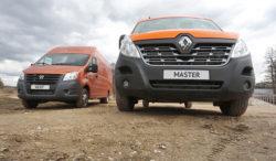 Программа «Выбор есть!»: ГАЗель NEXT ЦМФ против Renault Master