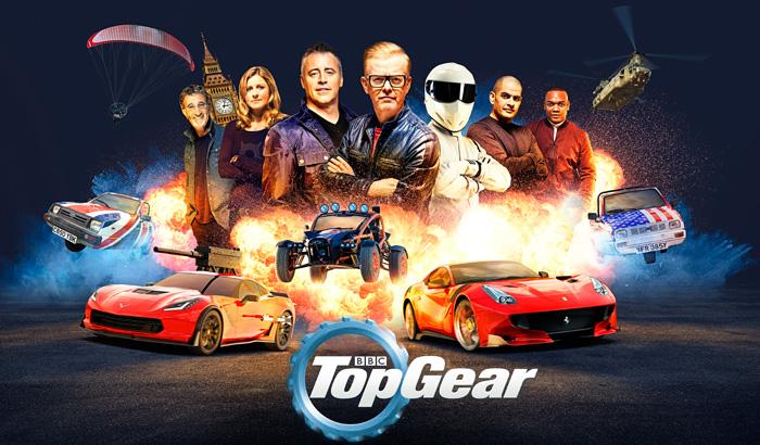 Top Gear 2016/17 Сезон 23