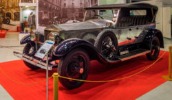 Телеканал «Авто Плюс» – информационный партнер выставки «Первые моторы России»