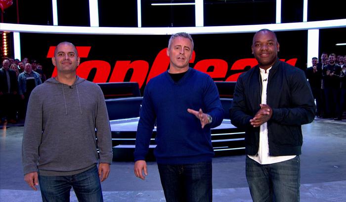 Top Gear 2016/17 Сезон 24