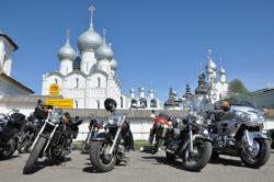 Телеканал «Авто Плюс» поддерживает единственный в России семейный мотофестиваль