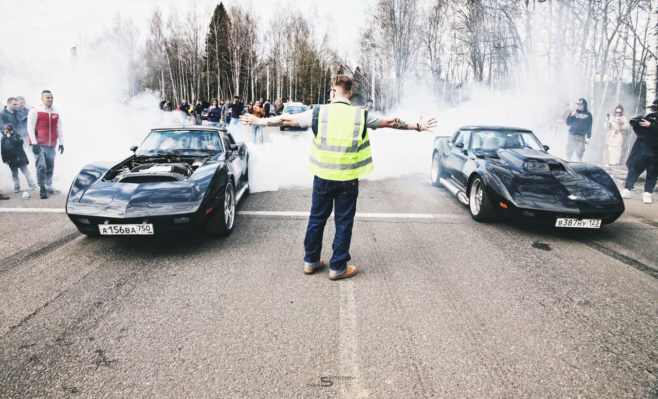 Телеканал «Авто Плюс» поддерживает Фестиваль скорости Russian Vintage Racing
