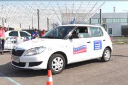 Соревнования начинающих автомобилистов под эгидой ДОСААФ при поддержке телеканала «Авто Плюс» прошли в парке «Патриот»
