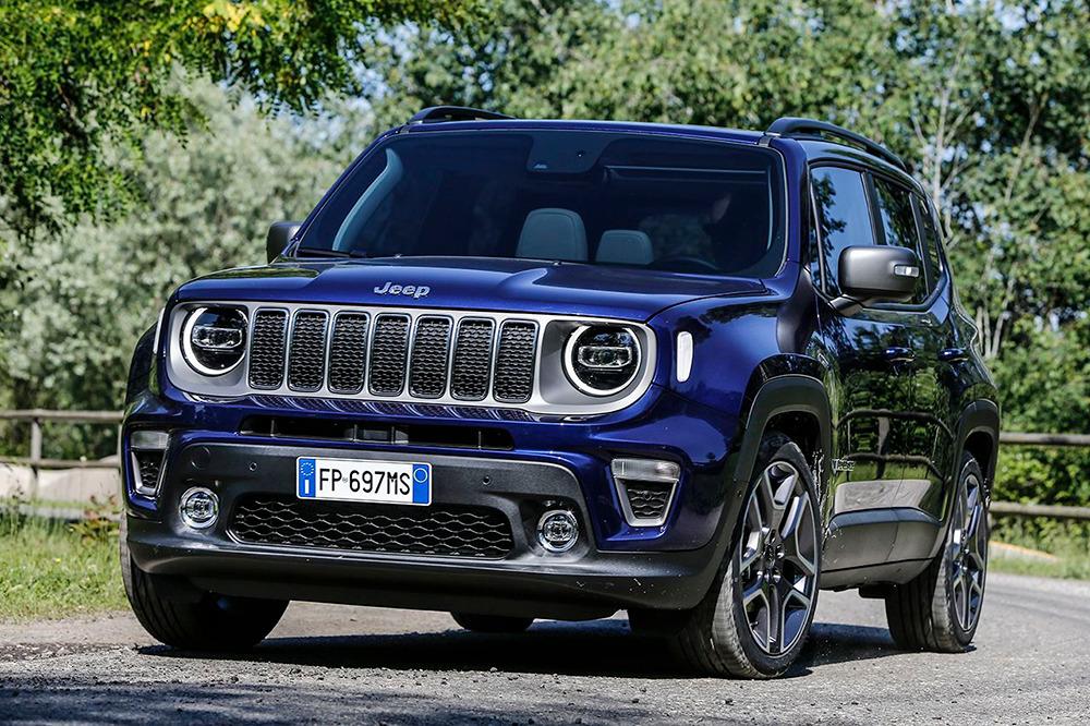 Завод Melfi готовится к производству нового Jeep Renegade Plug-in Hybrid
