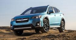 Subaru представила первый подзаряжаемый гибрид.