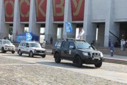 ДОСААФ проведет автопробег из Москвы в Брест в честь 75-летия освобождения Белоруссии от фашизма