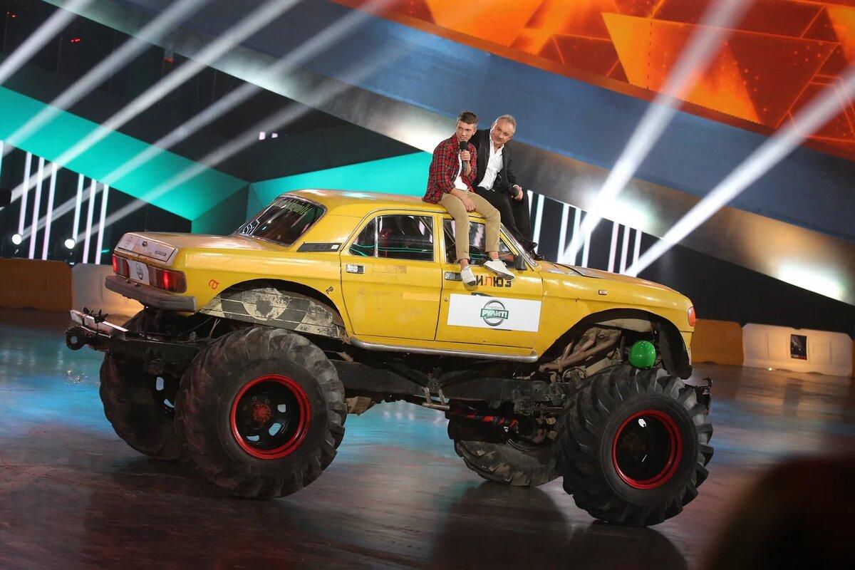 Главное шоу этой осени «Россия рулит!» на «Авто Плюс» 29 сентября в 19:30!