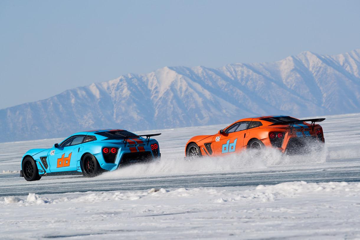 Фестиваль скорости «Байкальская миля 2020» встречает отважных рекордсменов