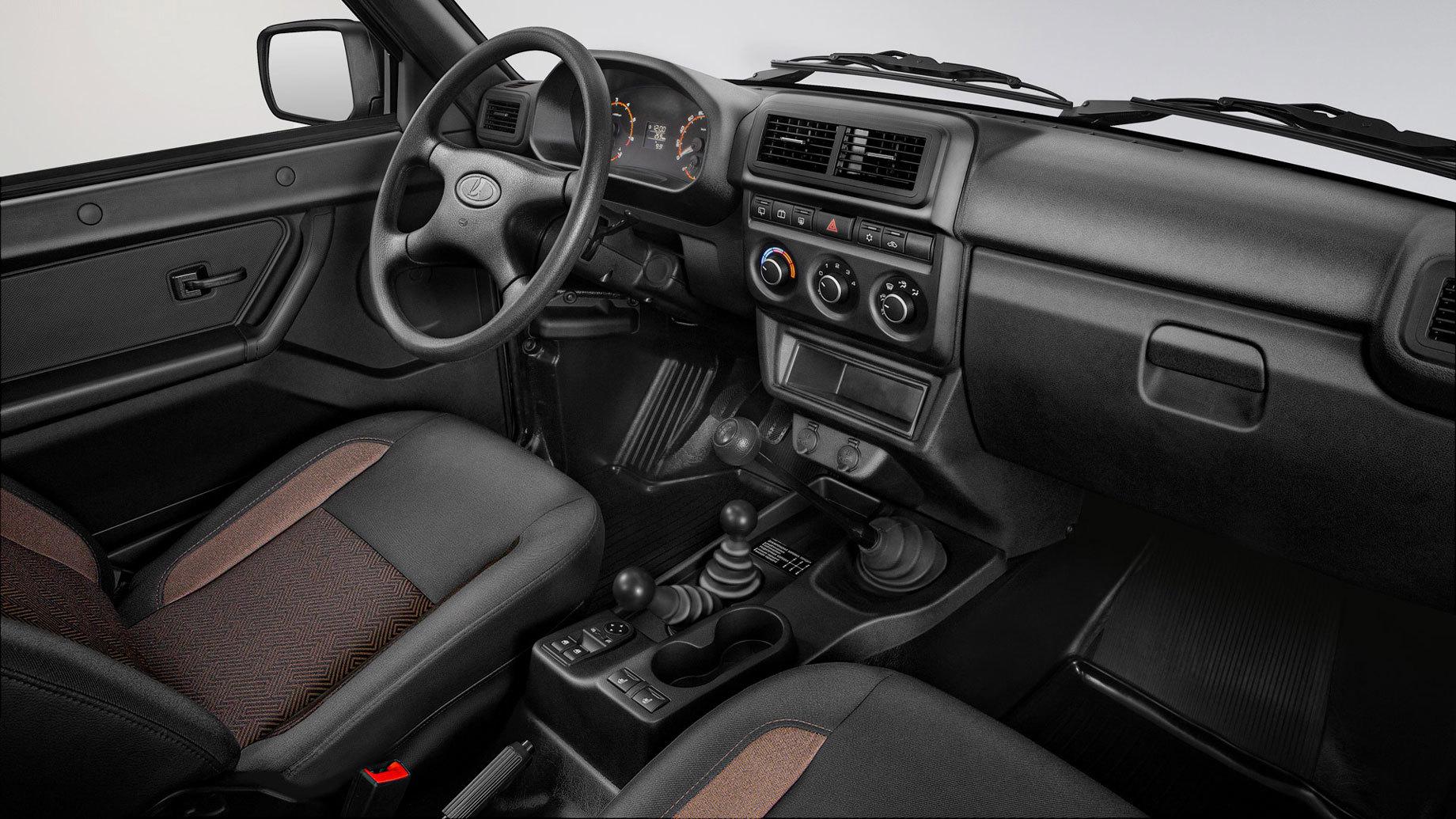 Назвали цены на Lada 4×4.