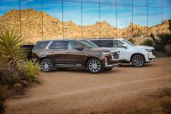 Новое поколение Cadillac Escalade