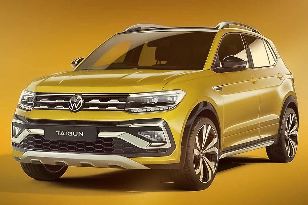 Volkswagen Taigun воскрес 8 лет спустя