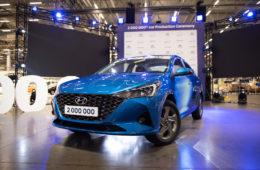 Hyundai Solaris освежил дизайн и стал комфортнее