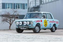ВАЗ-2101 «Тур Европы» воскрес через 50 лет.