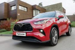 Toyota Highlander четвёртого поколения будет представлен в России летом 2020 года