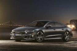 Названы цены новых Audi S6 и S7