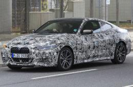 Новое поколение BMW четвёртой серии выходит на финальные испытания перед премьерой.