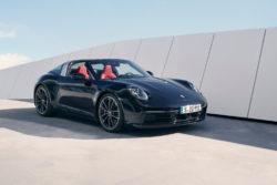 Новая Targa от Porsche