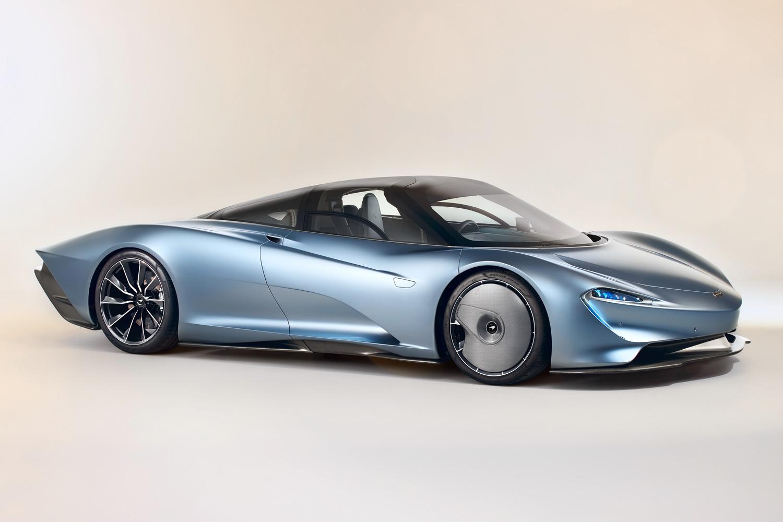 Самый быстрый McLaren в истории. Speedtail