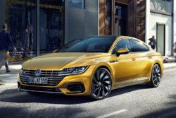Российский офис Volkswagen наконец-то вывел на рынок флагманский лифтбек Arteon