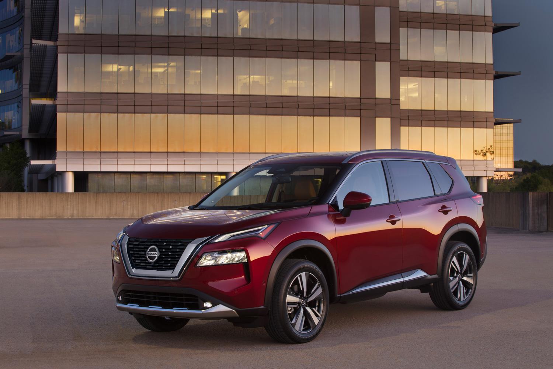 Nissan Rogue предсказал будущий X-Trail