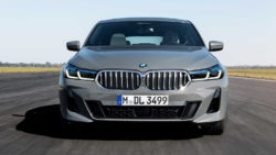 BMW 6 GT обновился вместе с «пятёркой»