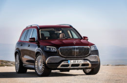 Mercedes-Maybach GLS 600 начал охоту за миллионерами из России