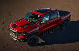 Конкурент для Ford F-150 Raptor