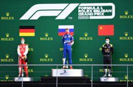 Роберт Шварцман выигрывает спринт Формулы-2 в Спа и возвращает себе лидерство в чемпионате!