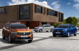 Renault Logan и Sandero огорошили дизайном