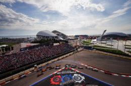 Скоро в Сочи Формула-1!