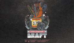 Выставка Кастом Дизайна ART CUSTOM DRAFT при поддержке телеканала «Авто Плюс»