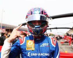 Победа Россиянина в Формуле-3!