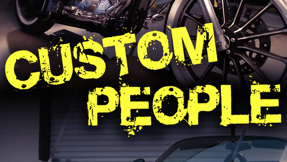 Custom People
